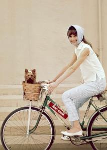 Audrey sykkel