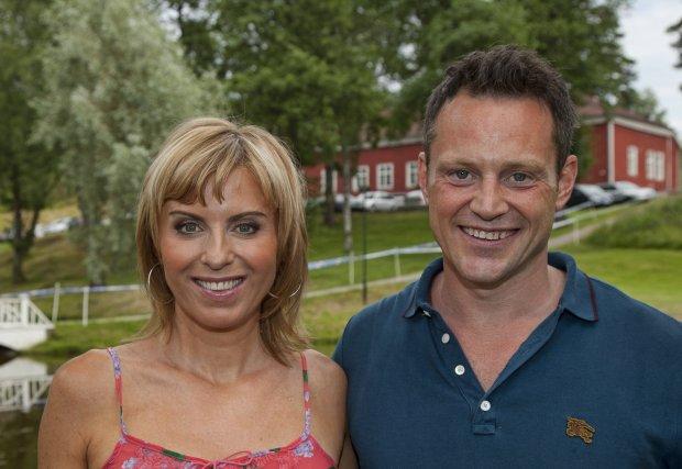 Silje Nergaard og Heine Totland. Foto: Se og Hør.
