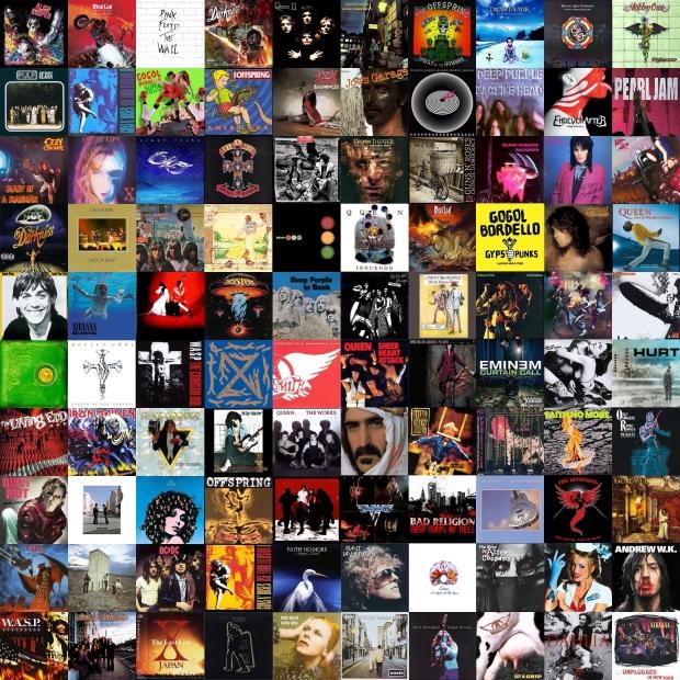 Classic-Rock-Albums